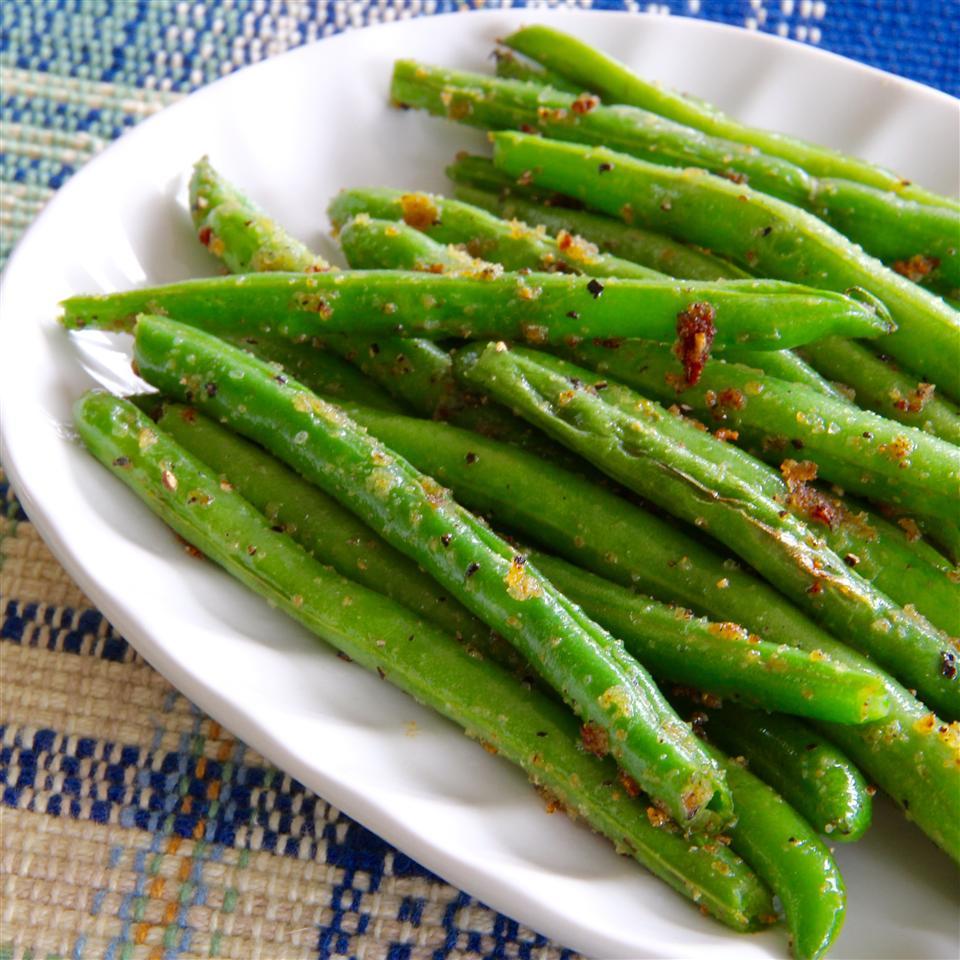 Sauteed Garden Fresh Green Beans