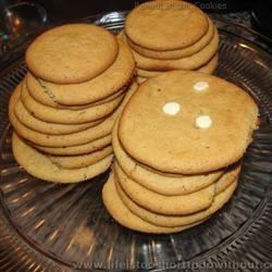 School Cafeteria Peanut Butter Cookies Mitch