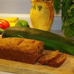 Abby's Super Zucchini Loaf Ben
