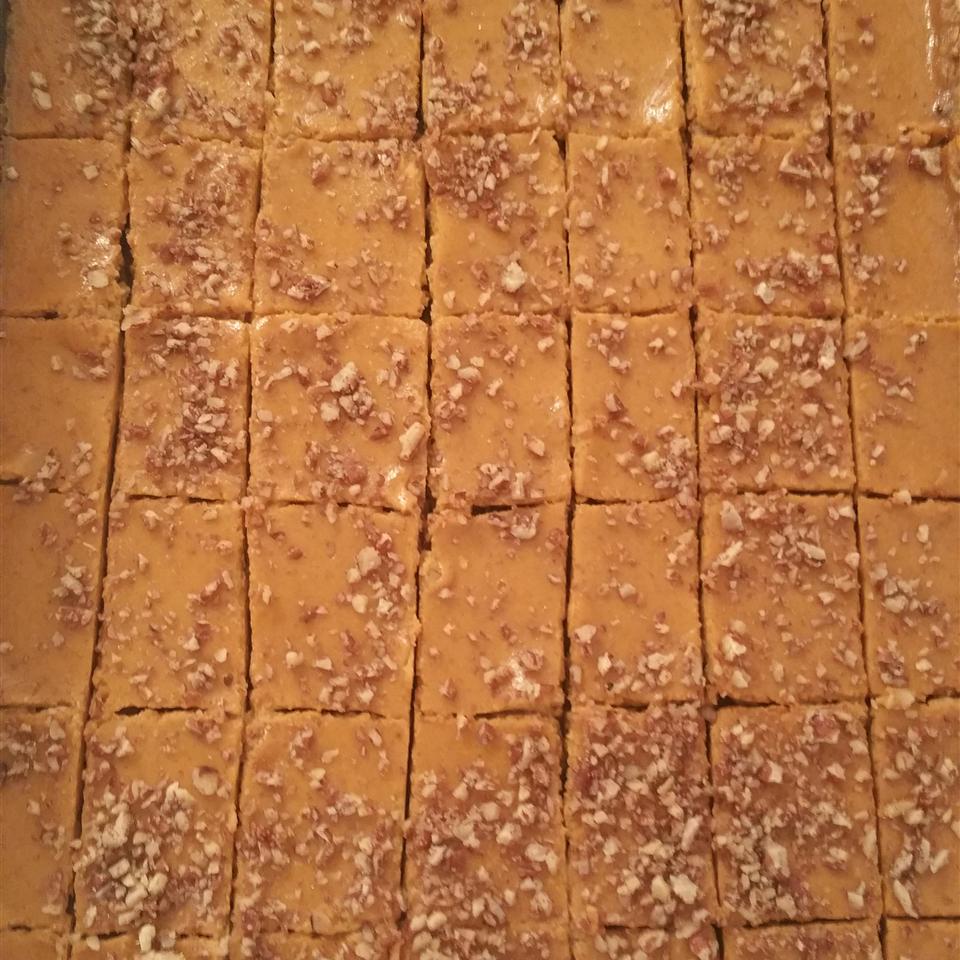 Easy Pumpkin Pie Squares SMILESRGOLDEN