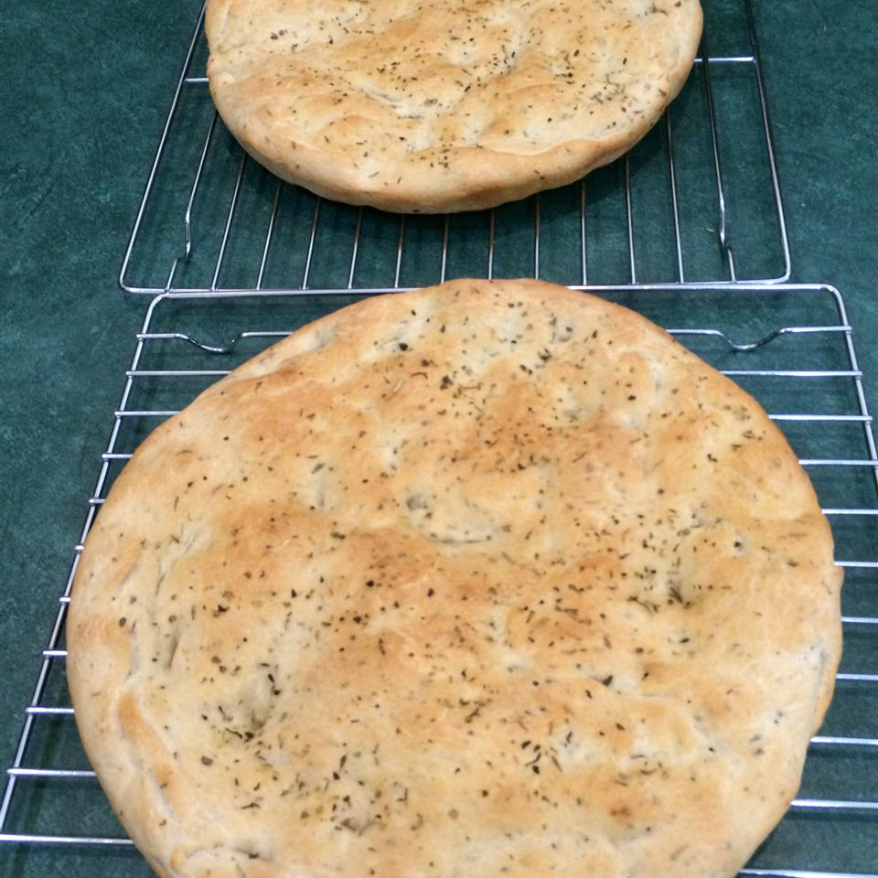 Focaccia Bread Steve Duve