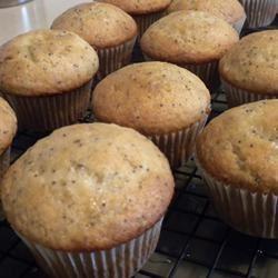 Lemon Poppy Seed Muffins I