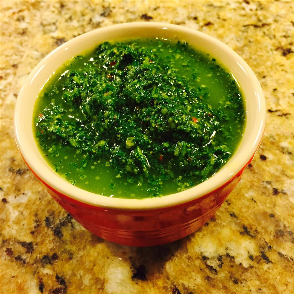 Chef John's Chimichurri Sauce Kate Davis