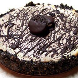 Chocolate Almond Marble Cheesecake S. Becker