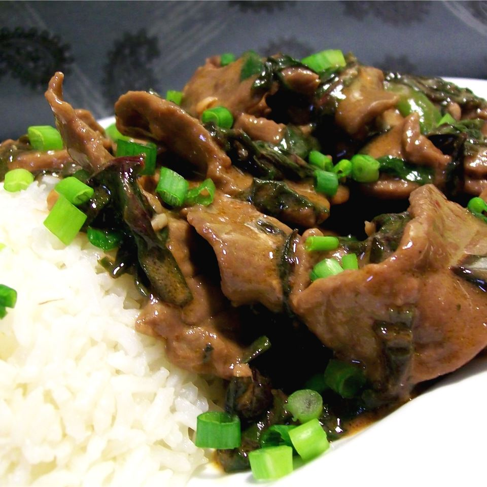 Mongolian Beef CHEFANDERSEN