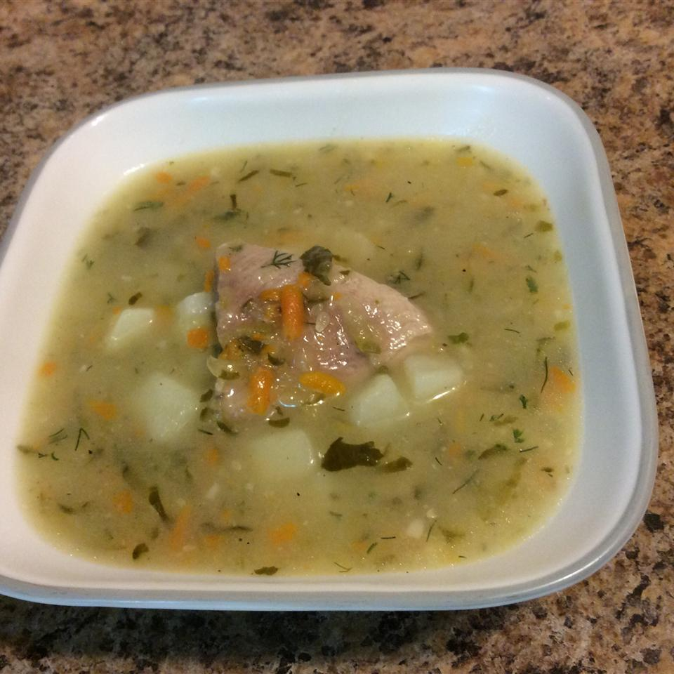 Dill Pickle Soup Czarne Oki