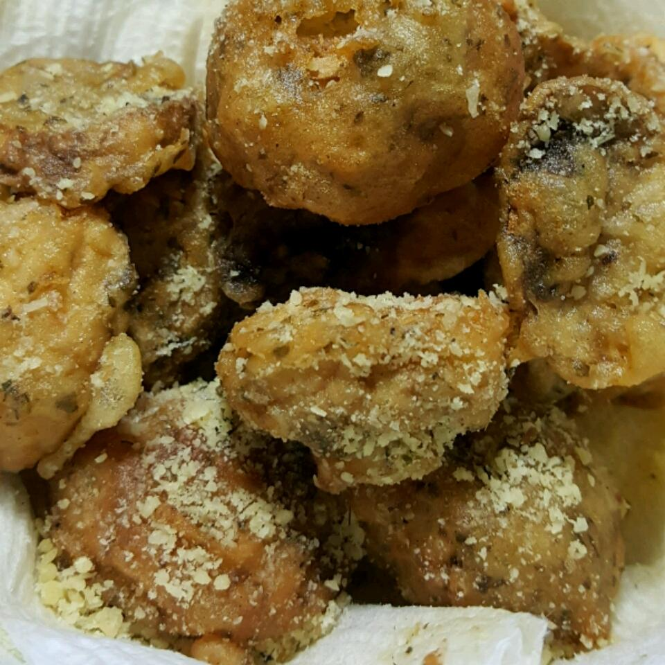 Southern Style Fried Mushrooms