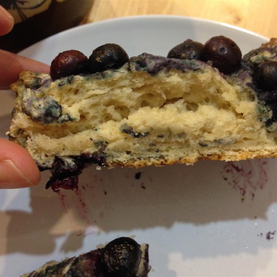 Blueberry Scones melissa
