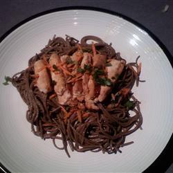 Cold Szechuan Noodles and Shredded Vegetables TEENER2