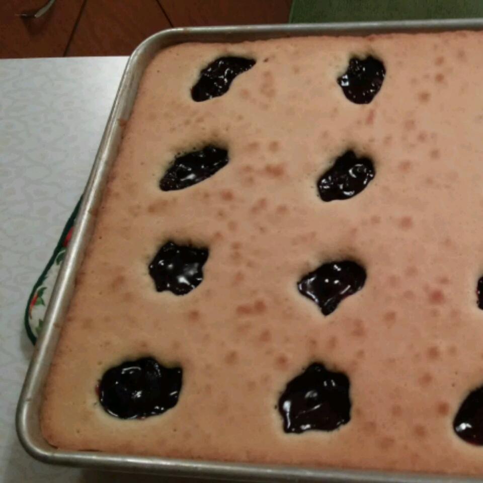 Blubaugh's Blueberry Buckle Shortcake Pamela Eisele