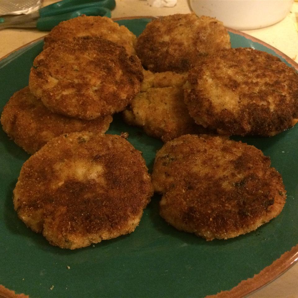Mom's Fish Cakes Patty