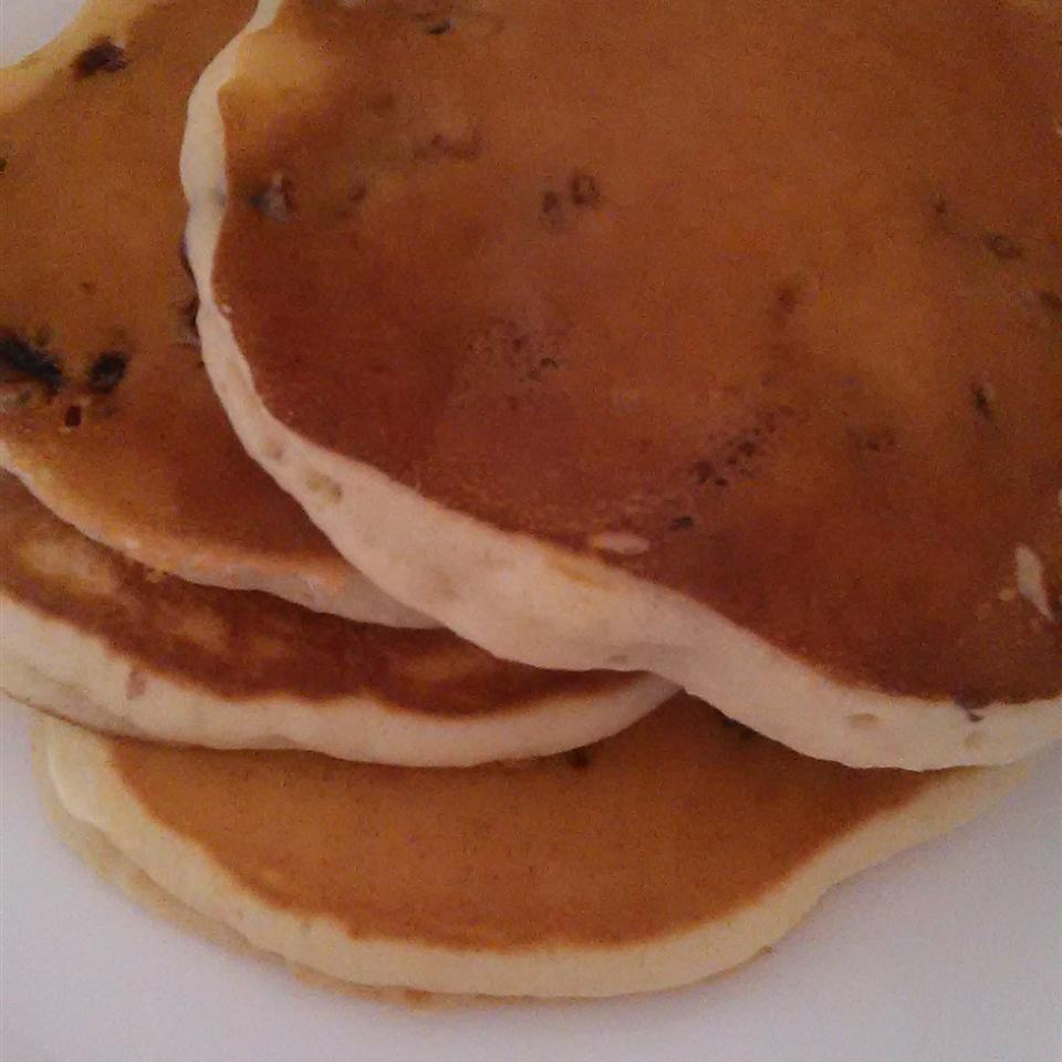 Mini Chocolate Chip Pancakes Lia