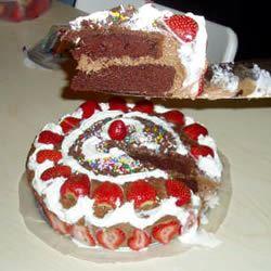 Chocolate Mousse Cake IV Erika