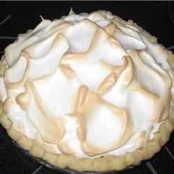 Lime Meringue Pie ChillyBaker