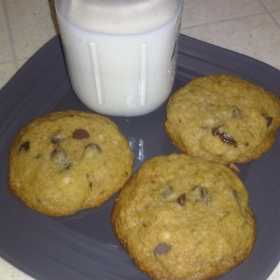 The Best Chocolate Chip Cookies Amanda Nicole Turnquist