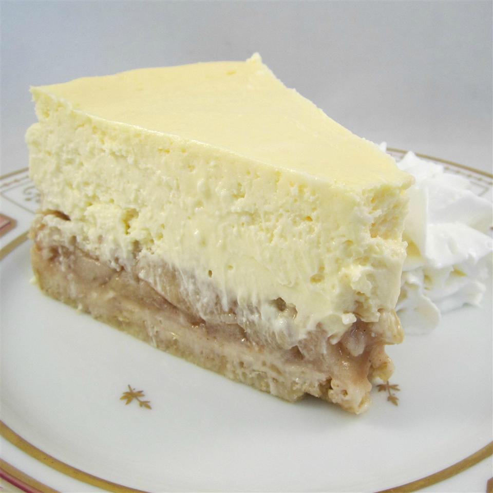 Fruit Filled Cheesecake Deb C