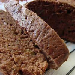 Chocolate Zucchini Bread II Cookies