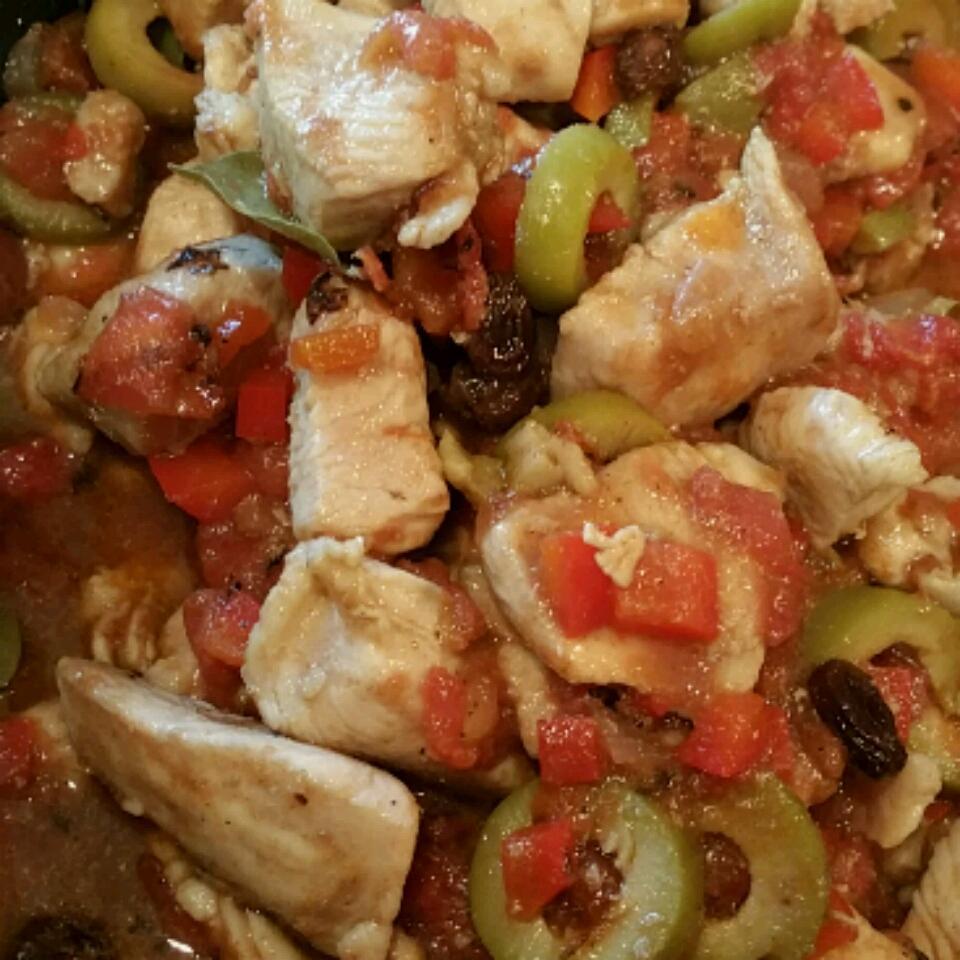 Cuban Chicken dorseygregory