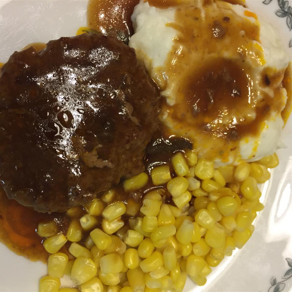 Basic Salisbury Steaks