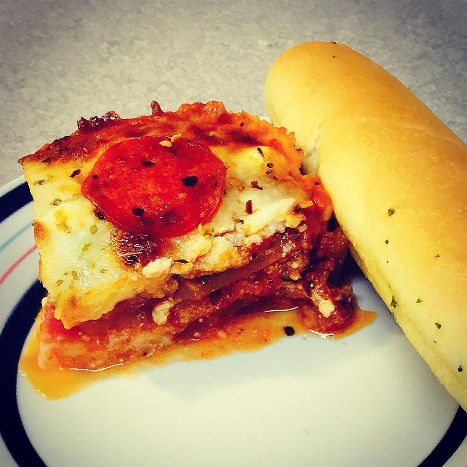 Light and Delicious Lasagna