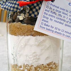 Cookie Mix in a Jar I
