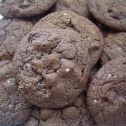 Chocolate Fudge Cookies Proud Mom