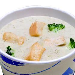 Cream of Broccoli Cheese Soup I Lisa