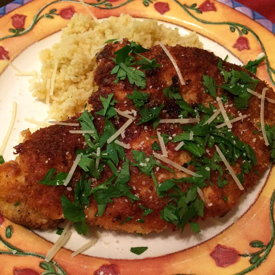 Chicken Piccata I Ashley Roque