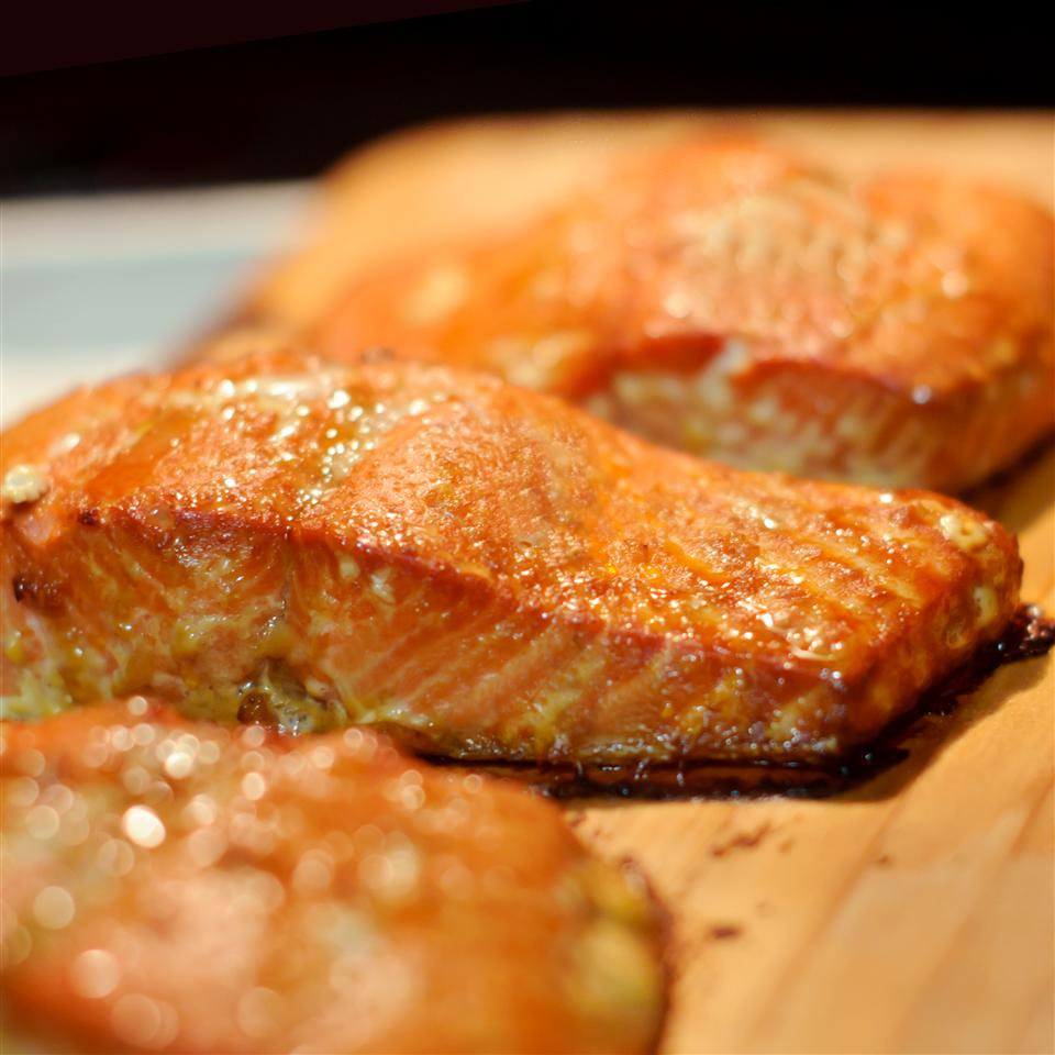 Cedar Planked Salmon Wendy Freeman-More