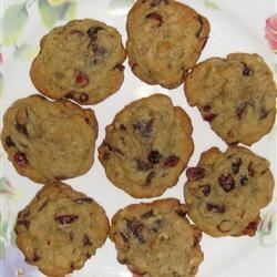 Very Cranberry Chocolate Chip Cookies Hannah