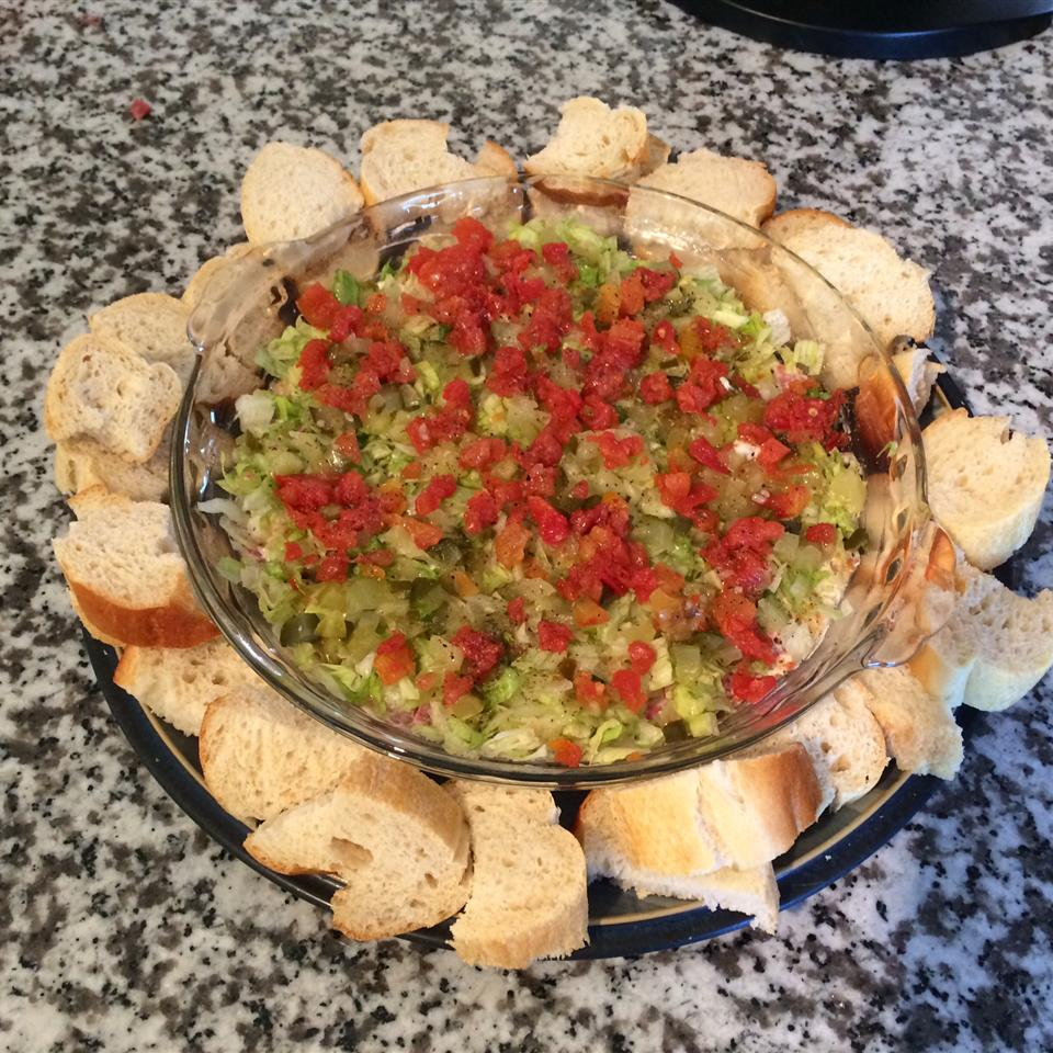 Ultimate Hoagie Dip tjlangston