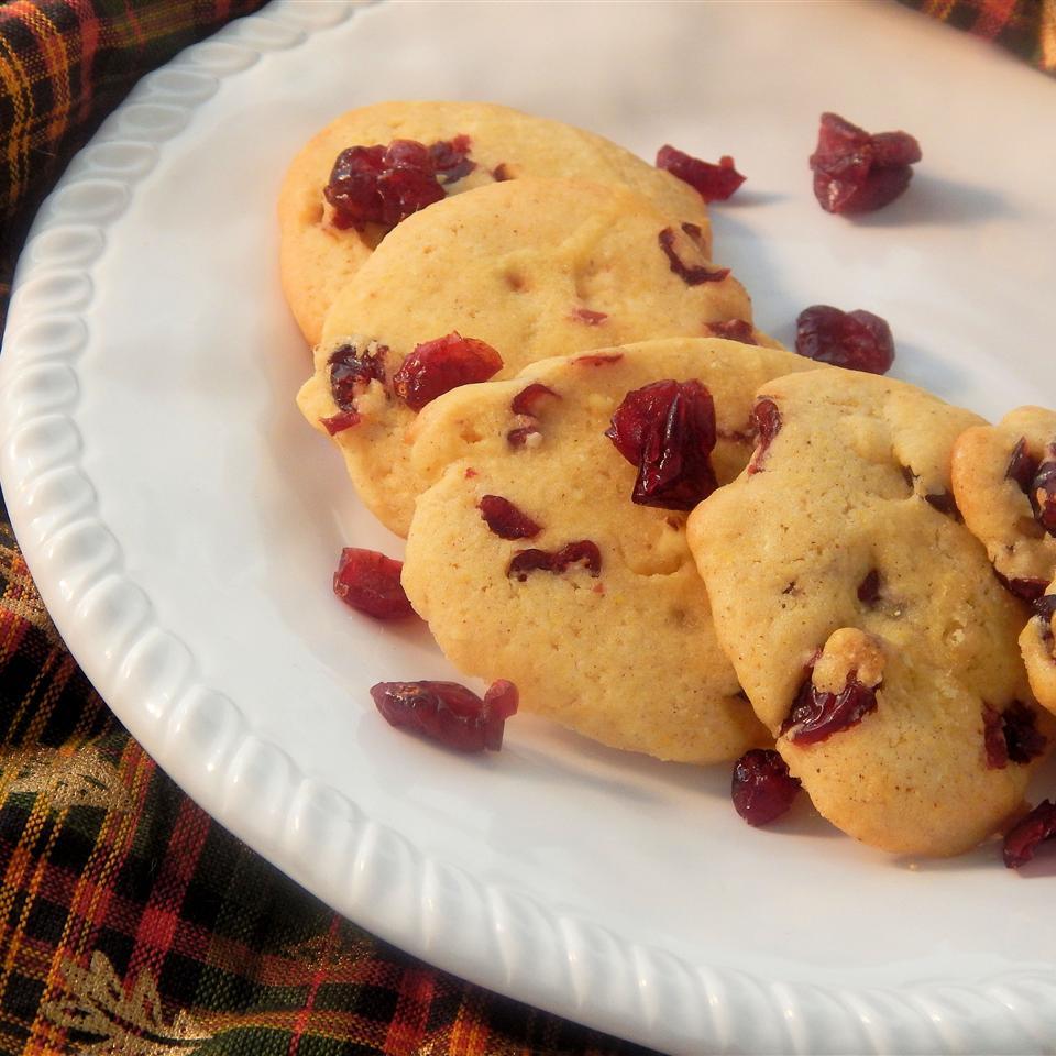 Cornmeal Cookies IV