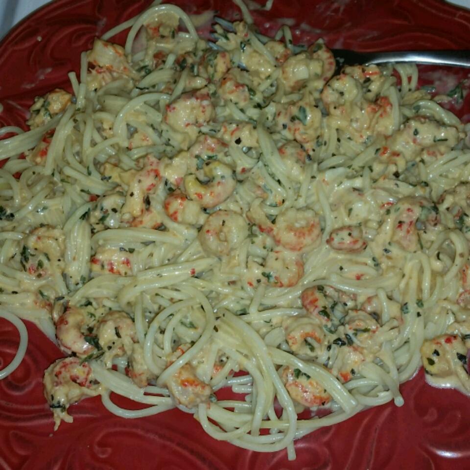 Easy Seafood Alfredo Billizone