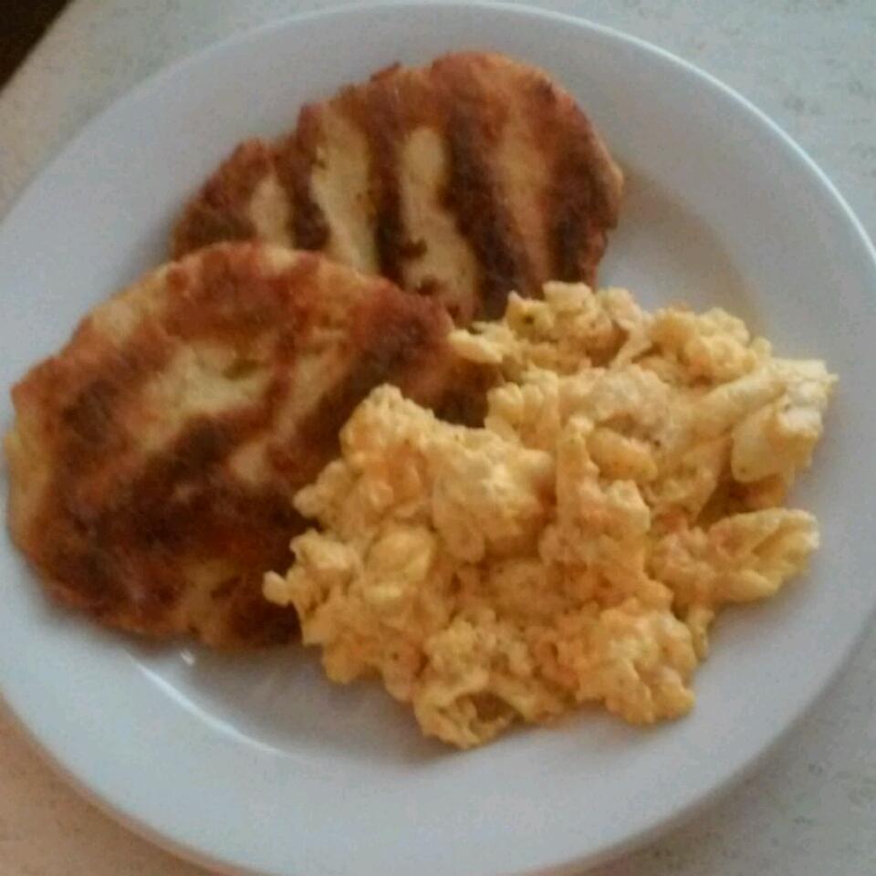 Instant Potato Pancakes Deme