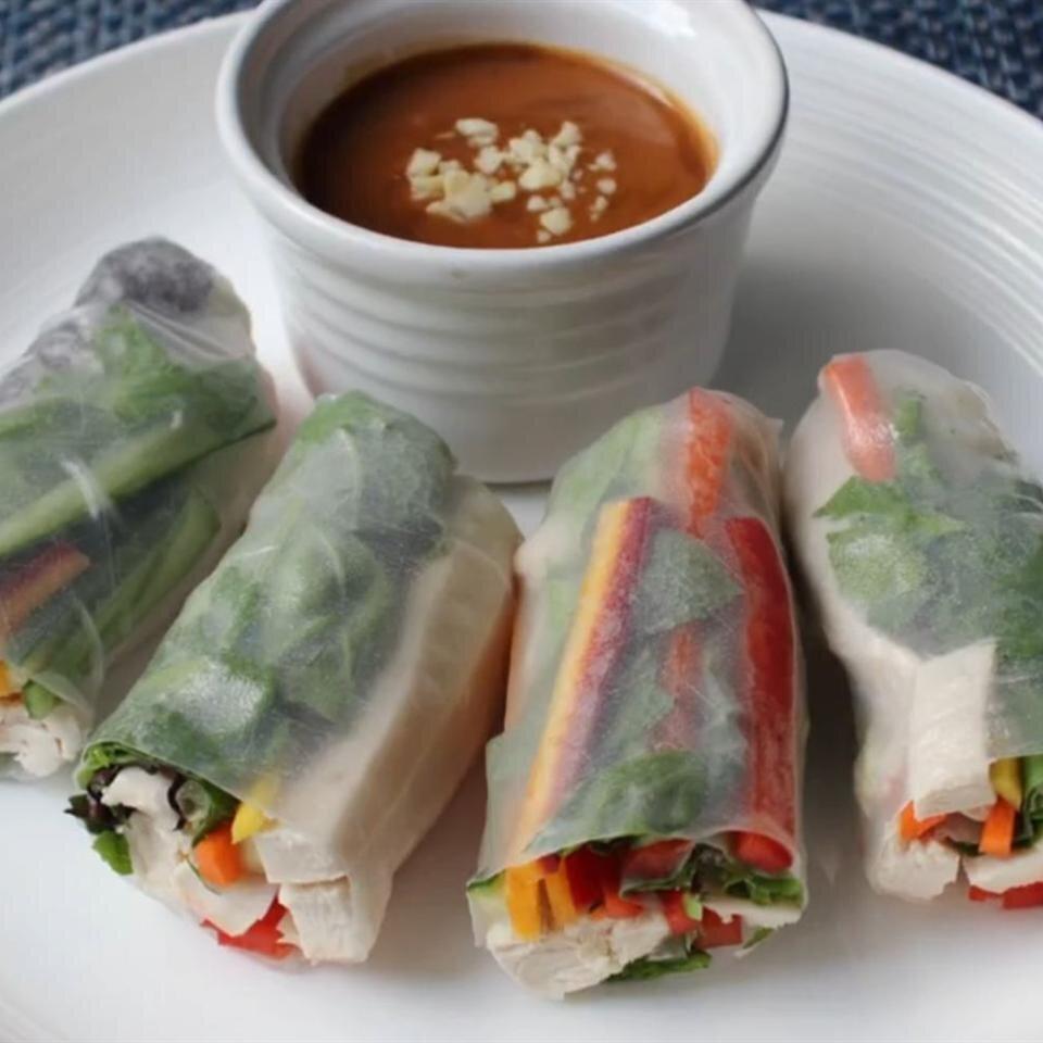 chef johns fresh spring rolls recipe