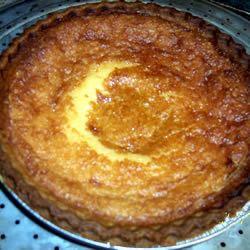 Buttermilk Pie W.Geiger