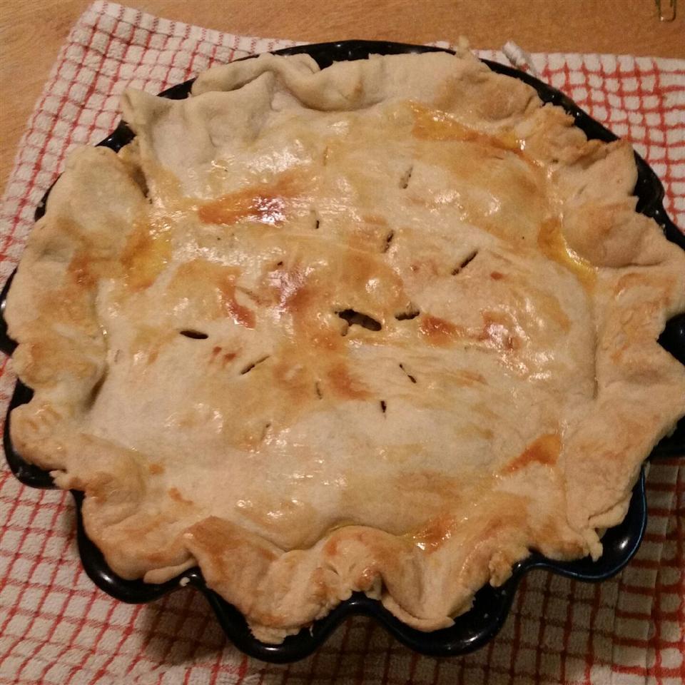 Tourtiere (Meat Pie)