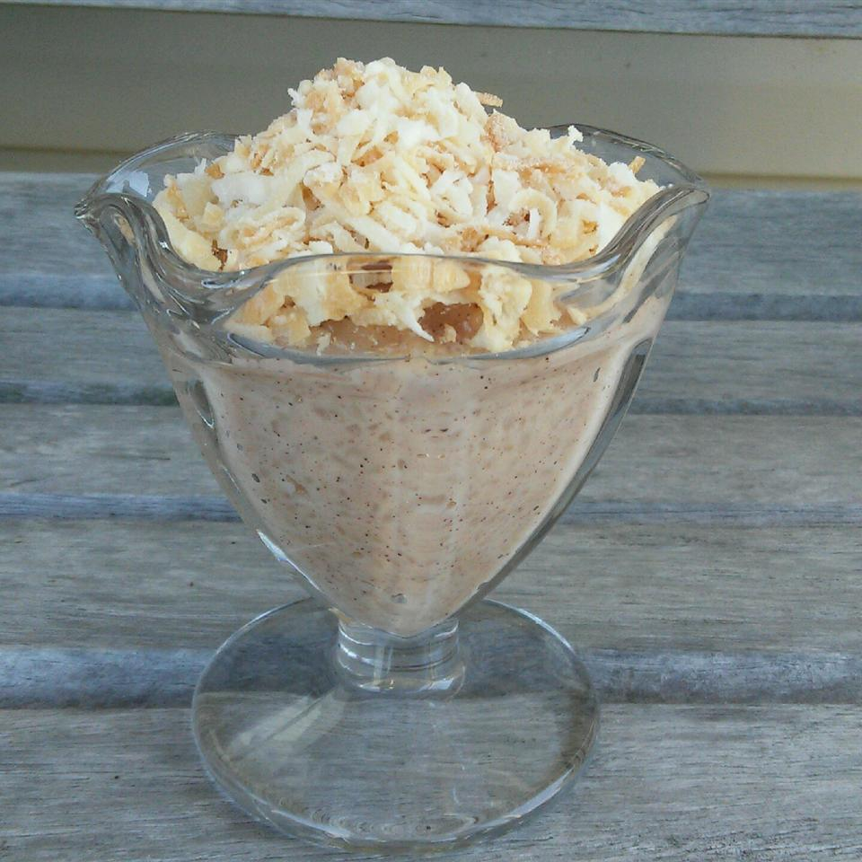 Jasmine Rice Pudding with Toasted Coconut corinnegeary