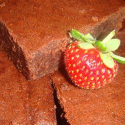 Strawberry Brownies HADHAFANG13