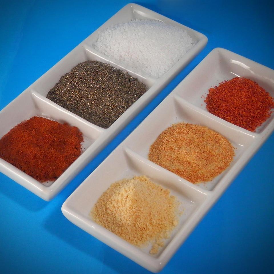 Homemade Seasoned Salt Mixit