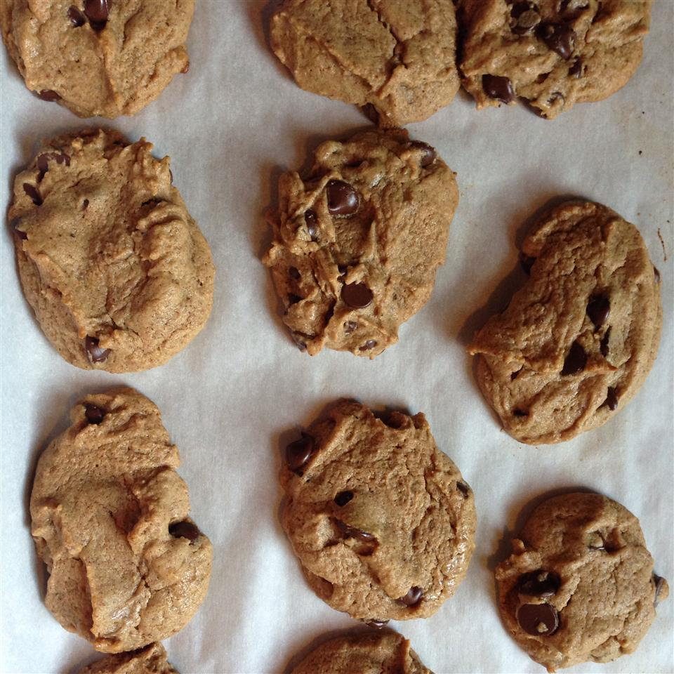 Paleo Chocolate Chip Cookies Julie