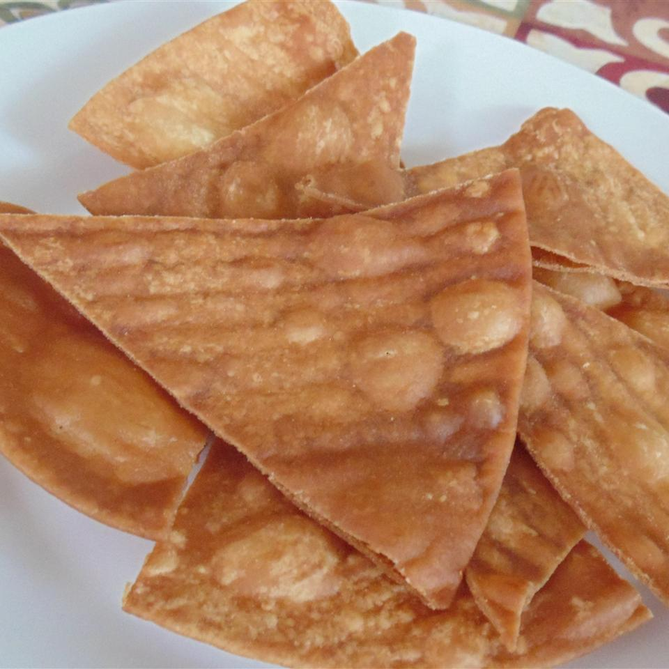 Fried Flour Tortilla Chips