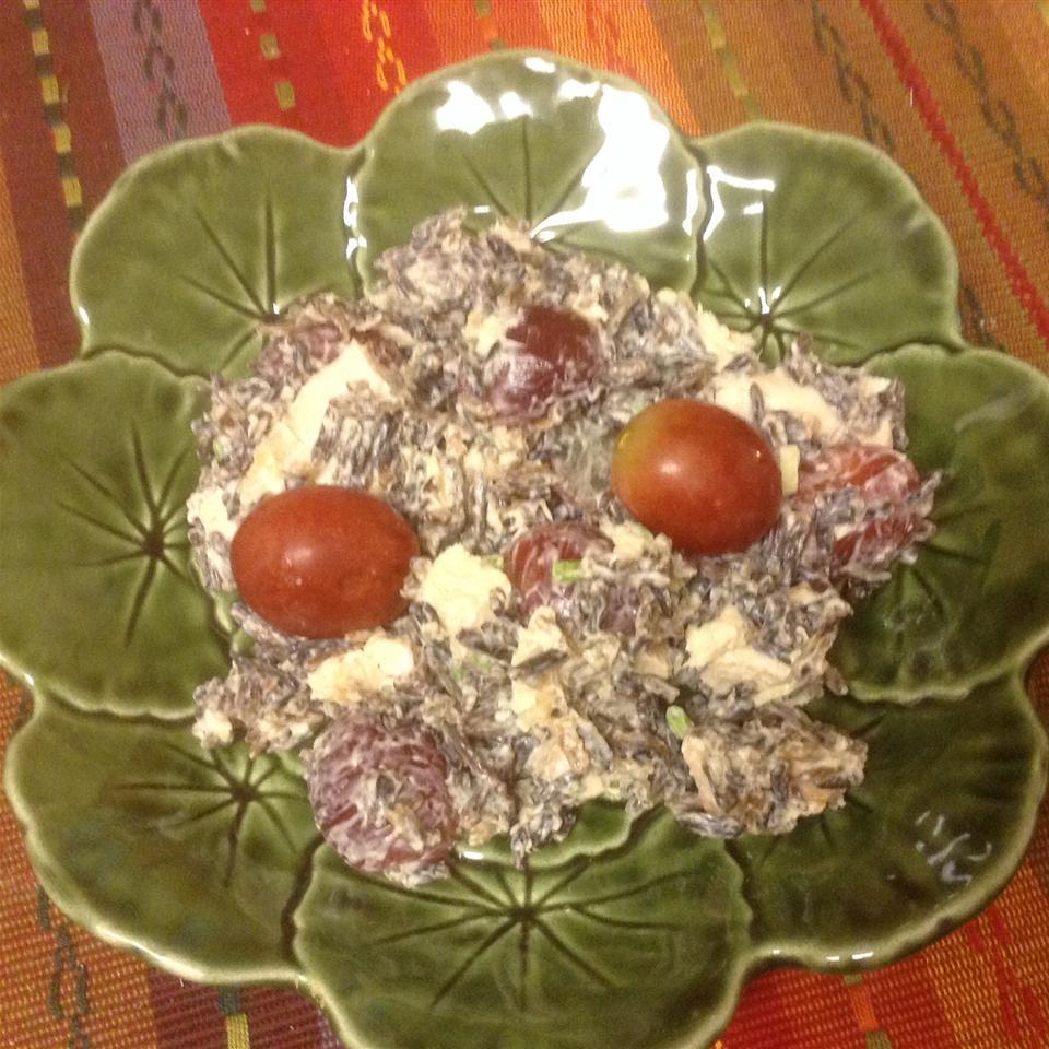 Wild Rice Salad GINNYKAE