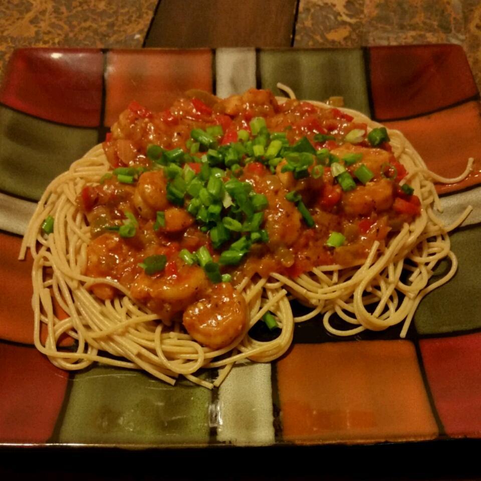 Cajun Spaghetti Robert Vo