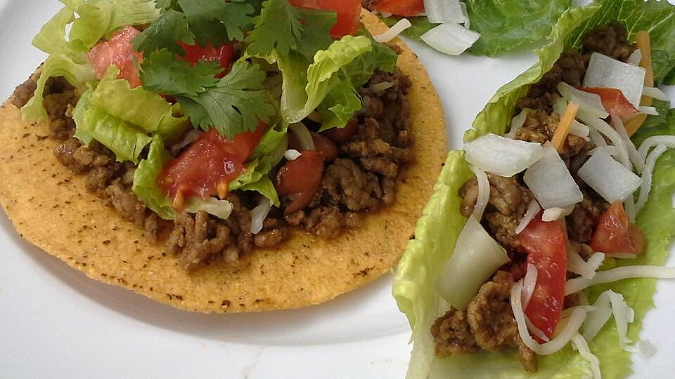 Ground Beef With Homemade Taco Seasoning Mix Recipe Allrecipes