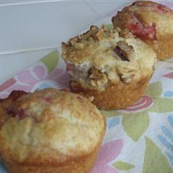 Easy Jam Muffins lissylulu