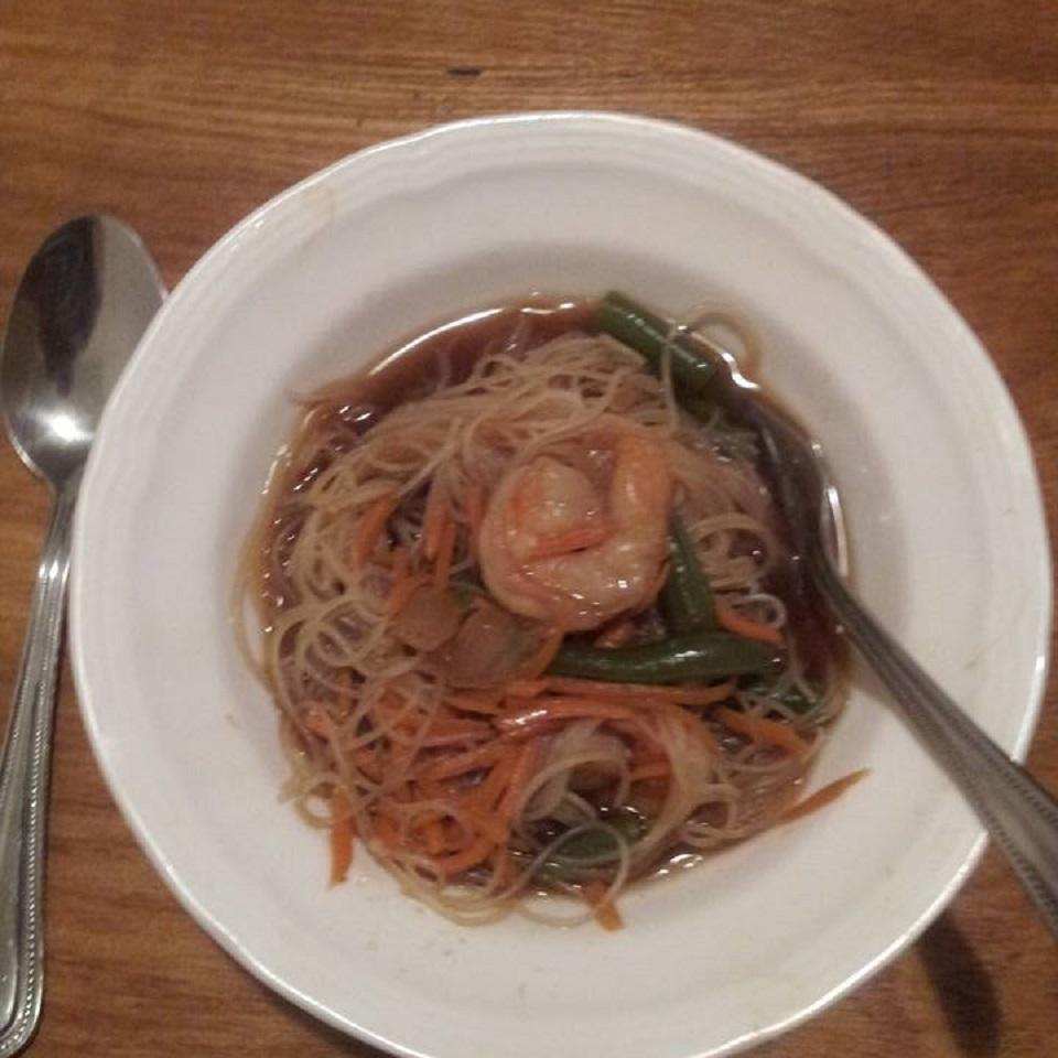 Shrimp Noodle Soup Sarah Bruno