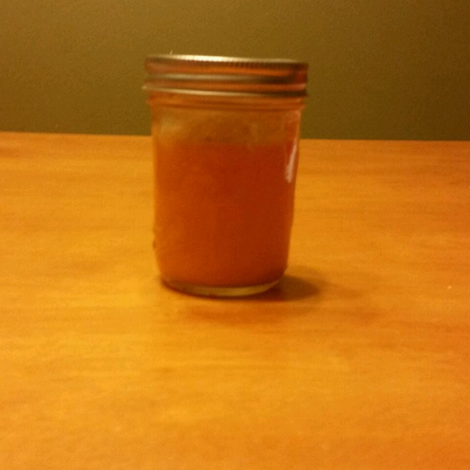 Agent Orange Habanero Pepper Paste