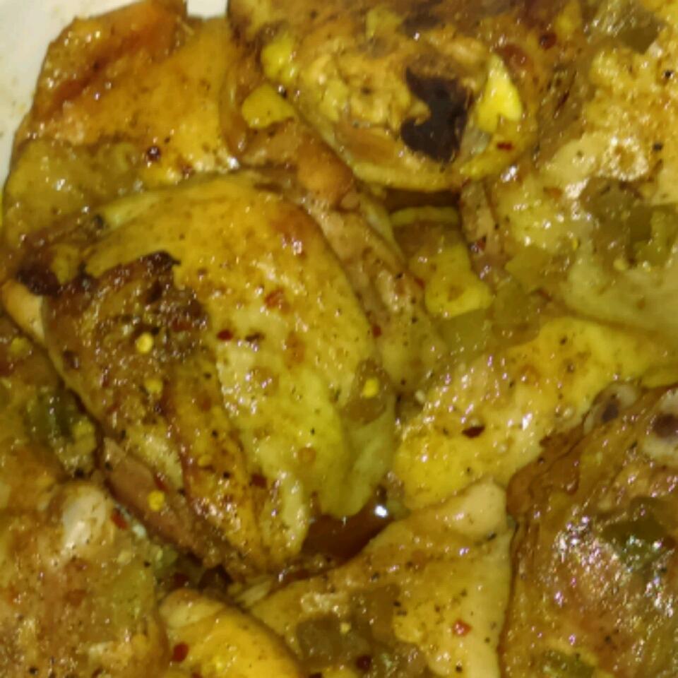 Jamaican Jerked Chicken Annetha Chandler