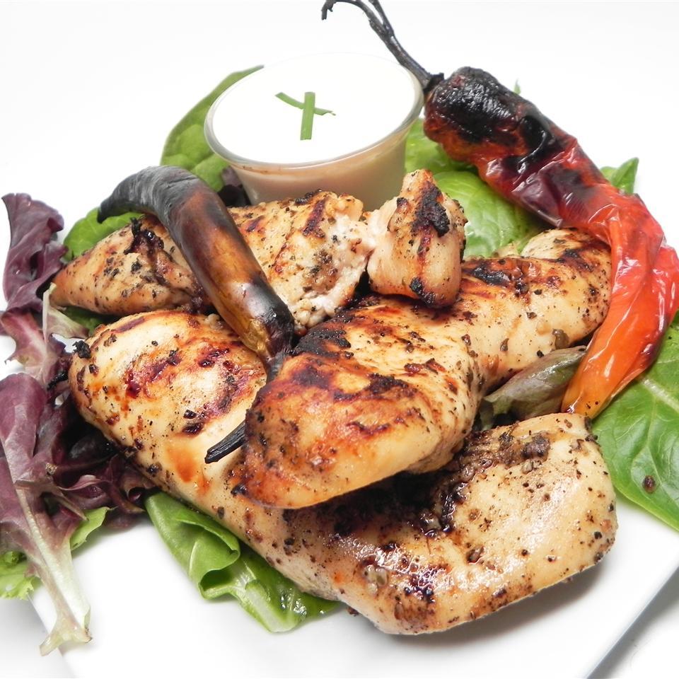 Juicy Chicken Breast Marinade